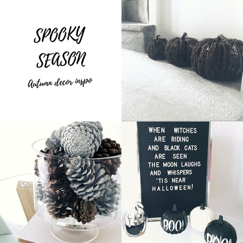 Boo-tiful Autumn Styling Hints
